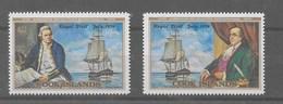 Serie De Islas Cook Nº Yvert 438/39 (**) - Islas Cocos (Keeling)