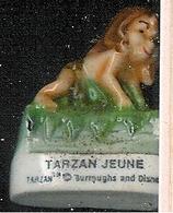 Fève Tarzan Arguydal 2000: Tarzan Jeune - Cartoons