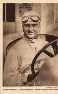 Louis Chiron - Grand Champion Au Volant - Sport Automobile