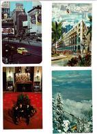 U.S.A.  /  Lot De 90 Cartes Postales Modernes Neuves / Petits Formats - Cartes Postales