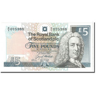 Billet, Scotland, 5 Pounds, 1994, 1994-03-23, KM:352b, SPL - 5 Pounds