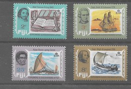 Serie De Fiji Nº Yvert 272/75 (**) - Fiji (1970-...)