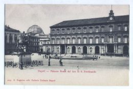 Cards T23 Postcard 1910th Naples Galleria Umberto - Unclassified