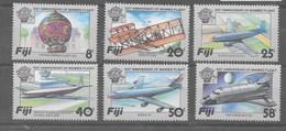 Serie De Fiji Nº Yvert 482/87 (**) - Fiji (1970-...)