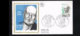 1983 - France FDC Mi. 2407 - Famous People - Nobel Prize Winners - Rene Cassin [JV046] - 1980-1989