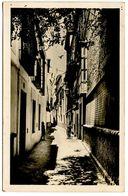 Spain Vintage RPPC Postcard Sevilla, Barrio De Santa Cruz - Sevilla