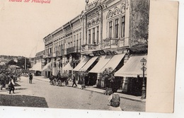 ROUMANIE BARLAD STR PRINCIPALA (CARTE PRECURSEUR ) - Roumanie