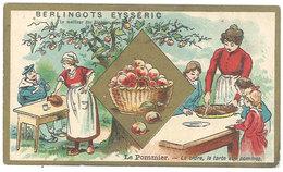 Chromo Berlingots Eysséric Carpentras - Le Pommier, Cidre, Tarte Aux Pommes - Autres