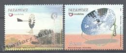 Paraguay 2006 Yvert 2961-62, América UPAEP, Economical Energies - MNH - Paraguay