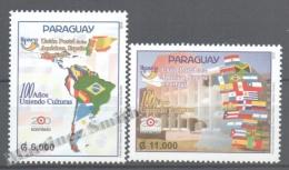Paraguay 2011 Yvert 3053-54, América UPAEP, Centenary - MNH - Paraguay
