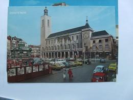 België Belgique West Vlaanderen Oostende Met Auto's - Oostende