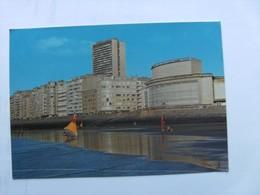 België Belgique West Vlaanderen Oostende Zeedijk Met Kursaal En Europa Toren - Oostende