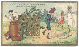 Chromo Berlingots Eysséric Carpentras - Le Frêne, Tonneau, Jeux Enfants - Autres