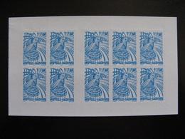 Nouvelle-Calédonie: TB Carnet  N° C 849, Neuf XX . - Markenheftchen