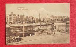 Pays-Bas - Amsterdam - Prins Hendrikkade - Amsterdam
