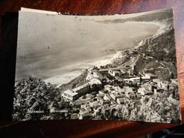 17948) TAORMINA PANORAMA VIAGGIATA 1961 - Messina