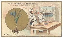 Chromo Berlingots Eysséric Carpentras - Le Safran, Condiment Du Midi, Cuisinier - Autres