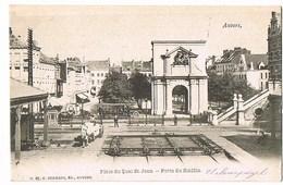 Anvers - Place Du Quai St. Jean - Porte De Scaldis - 1902 - Antwerpen