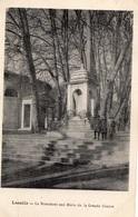LASALLE LE MONUMENT AUX MORTS DE LA GRANDE GUERRE - France