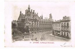 Anvers - La Banque Nationale - 1902 - Antwerpen