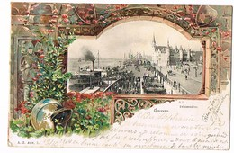 Anvers - Débarcadère - 1904 - Antwerpen