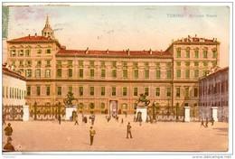 Italie. Torino Palazzo Reale - Palazzo Reale