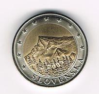 &-  SLOVENSKA  SPECIMEN 2 € - Slovaquie