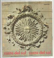 Dépliant Touristique, 24 Pages , COSTA DEL SOL , 3 Scans , Frais Fr :1.95 E - Dépliants Touristiques