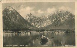 004400  Pertisau Am Achensee - Blick Vom See  1932 - Achenseeorte