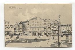 Ostende - Hôtel Royal Des Arcades - CPA De D. T. C., Anvers, No. Osd. 42 - Oostende