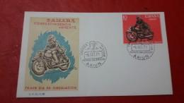 Sahara FDC Des Motocyclettes - Motos