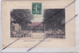 Jardin-Fontaine (55) Brasserie Lauzanne (entre Verdun Et Thierville) - Sin Clasificación
