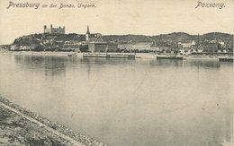 004406  Pressburg An Der Donau - Slowakei