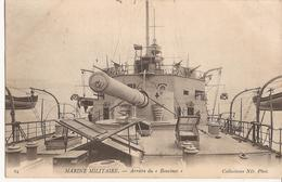 """9359. CPA MARINE DE GUERRE. MARINE MILITAIRE. ARRIERE DU """"BOUVINES"""" 1905 - Autres"""