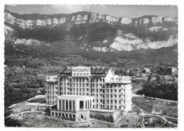 Cpsm: 73 AIX LES BAINS (ar. Chambéry) Résidence Du Panoramic Et Chaîne Du Mont Revard (Vue Aérienne) CIM N° 21775 - Aix Les Bains