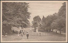 A View In Victoria Park, Bath, Somerset, C.1910 - Postcard - Bath