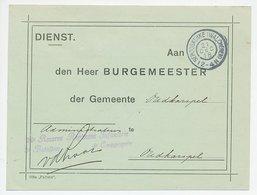 Dienst Serooskerke - Oudkarspel 1916 - Periode 1891-1948 (Wilhelmina)