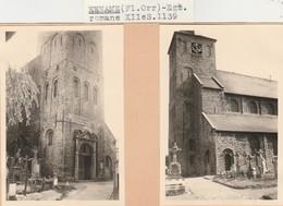 ENAME - EENAEME , 5 Foto , Photo , De Kerk ,l'église - Oudenaarde