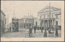 Centenary Street, Camborne, Cornwall, 1904 - Argall's Postcard - England