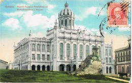 29224. Postal HABANA (Cuba) 1921. Palacio Presidencial - Cuba
