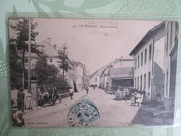Le Thillot . Rue Galmand - Le Thillot