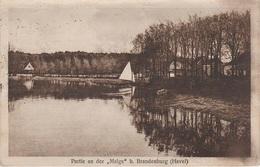 AK Partie Malge Gasthof ? A Brandenburg A. H. Havel Breitlingsee Möserscher See Kirchmöser Wilhelmsdorf Wendgräben - Brandenburg