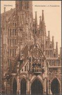Männleinlaufen An Der Frauenkirche, Nürnberg, Bayern, C.1910s - Hermann Martin AK - Nuernberg