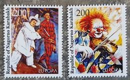Arménie / Haut Karabakh / Nagorno Karabakh - EUROPA / Le Cirque - 2002 - Neufs - Arménie