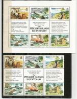 Les Révoltés Du Bounty (Bicentenaire)  Bloc-feuillet + Série Neufs **. Côte 20,00  € EUR - Timbres