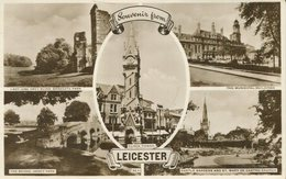 004407  Souvenir From Leicester  Multiview - Leicester