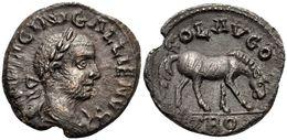 Gallienus 5,23 G (Bellinger A 451) - 5. L'Anarchie Militaire (235 à 284)