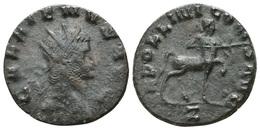 Gallienus 2,77 G (RIC 163, Z - Cohen 72) - 5. L'Anarchie Militaire (235 à 284)