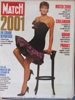 PARIS MATCH N°2001 (2 Oct 1987) Stéphanie De Monaco - Annie Cordy - L Wilson - P Falk - Mode - Algemene Informatie