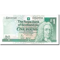 Billet, Scotland, 1 Pound, 1987, 1987-03-25, KM:346a, SPL - [ 3] Scotland